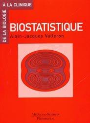 Souvent acheté avec Comprendre et utiliser les statistiques dans les sciences de la vie, le Biostatistique