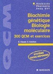 Souvent acheté avec 100 QCM corrigés - Génétique  - Biologie moléculaire, le Biochimie génétique  - Biologie moléculaire