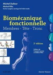 Souvent acheté avec Carnet d'anatomie 2, le Biomécanique fonctionnelle  Membres-Tête-Tronc