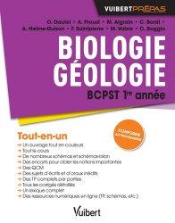 Dernières parutions sur Etudes vétérinaires, Biologie géologie BCPST 1re année