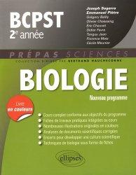 Nouvelle édition Biologie BCPST-2