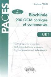 Souvent acheté avec UE2 Tout en QCM - PACES, le Biochimie UE1