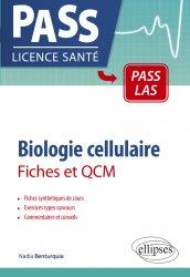 Souvent acheté avec Biologie cellulaire en PASS et LAS, le Biologie cellulaire en PASS et LAS