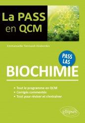 Dernières parutions sur PACES - PASS - LAS - MMOP, Biochimie