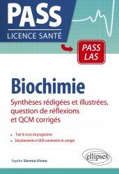 Dernières parutions sur PACES - PASS - LAS - MMOP, Biochimie - QCM corrigés
