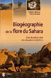 Dernières parutions sur Flores étrangères, Biogéographie de la flore du Sahara