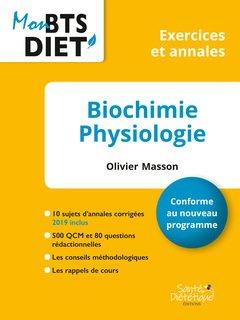 Dernières parutions sur BTS Diététique - Nutrition, Biochimie-physiologie
