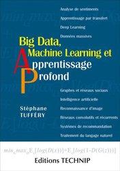 Dernières parutions sur Informatique d'entreprise, Big data, machine learning et apprentissage profond