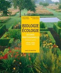 Souvent acheté avec Mathématiques 1re Bac Pro - Enseignement agricole (2018), le Biologie Ecologie 2e professionnelle enseignement agricole