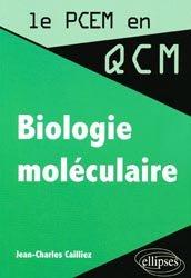 Souvent acheté avec Biologie cellulaire, le Biologie moléculaire