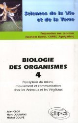 Nouvelle édition Biologie des organismes