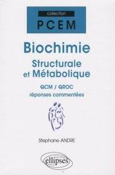 Dernières parutions dans PCEM, Biochimie