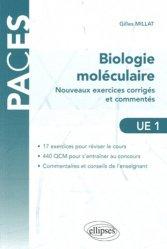Souvent acheté avec Histologie, le Biologie moléculaire UE1