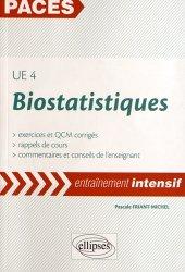 Dernières parutions dans PACES Entraînement intensif, Biostatistiques UE 4