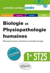 Dernières parutions dans Contrôle continu, Biologie et physiopathologie humaines - Première ST2S