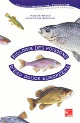 Souvent acheté avec Guide des traces d'animaux Les indices de présence de la faune sauvage, le Biologie des poissons d'eau douce européens