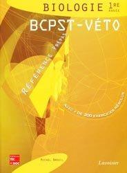 Souvent acheté avec Mathématiques Résumé du cours en fiches BCPST 1re et 2e années, le Biologie 1ère année BCPST - VÉTO