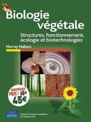 Souvent acheté avec Botanique, le Biologie végétale
