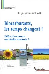 Dernières parutions dans Environnement et société, Biocarburants : les temps changent !