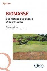 Dernières parutions sur Economie et politiques de l'écologie, Biomasse