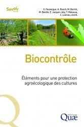 Dernières parutions dans Savoir faire, Biocontrôle