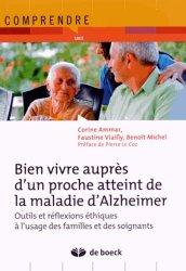 Dernières parutions dans Comprendre et Agir, Bien vivre aupres d'un proche atteint de la maladie d'alzheimer https://fr.calameo.com/read/005884018512581343cc0