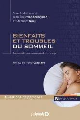 Dernières parutions dans Questions de personne, Bienfaits et troubles du sommeil