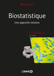 Souvent acheté avec Faire face au Trouble bipolaire, le Biostatistique
