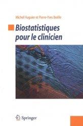 Dernières parutions sur Epidémiologie - Statistiques, Biostatistiques pour le clinicien