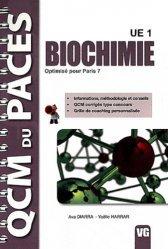 Souvent acheté avec Chimie en fiches et QCM UE1, le Biochimie (Paris 7)