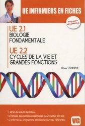 Souvent acheté avec Psychologie, Sociologie, Anthropologie, le Biologie fondamentale UE 2.1 - Cycles de la vie et grandes fonctions UE 2.2