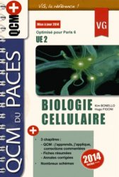 Souvent acheté avec Biologie du développement UE2 (Paris 6), le Biologie Cellulaire UE2