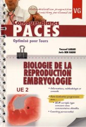 Biologie de la reproduction Embryologie optimisé pour Tours