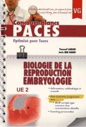 Dernières parutions sur UE2 Embryologie - Biologie du développement, Biologie de la reproduction Embryologie optimisé pour Tours