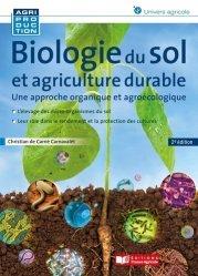 Souvent acheté avec Guide des libellules de France et d'Europe, le Biologie du sol et agriculture durable
