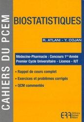 Dernières parutions dans Cahiers du PCEM, Biostatistiques