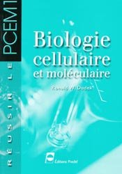 Souvent acheté avec Biochimie, le Biologie cellulaire et moléculaire