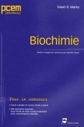 Souvent acheté avec Biologie cellulaire, le Biochimie