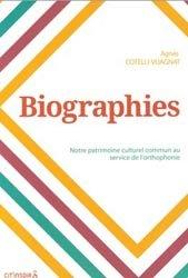 Dernières parutions sur Matériel, Biographies