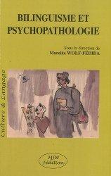 Dernières parutions dans Culture & Langage, Bilinguisme et psychopathologie