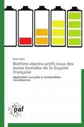 Dernières parutions sur Electromagnétisme, Biofilms électro-actifs issus des zones humides de la Guyane Française