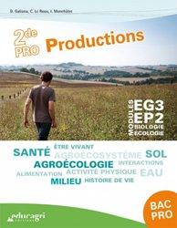 Souvent acheté avec 1ere Terminale Bac Pro Agricole Biologie Ecologie Module MG4, le Biologie-Ecologie 2de Bac pro Productions