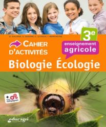 Dernières parutions sur Enseignement agricole, Biologie écologie 3e enseignement agricole