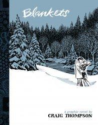 Dernières parutions sur Comics et romans graphiques, Blankets