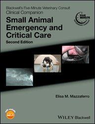 Dernières parutions sur Urgences, Small Animal Emergency and Critical Care