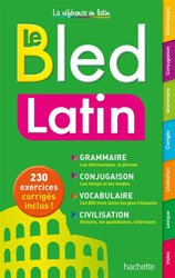 Dernières parutions sur Outils d'apprentissage, BLED LATIN