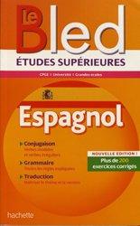 Dernières parutions sur Grammaire-Conjugaison-Orthographe, Bled Espagnol