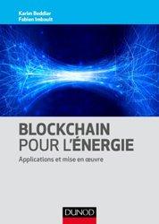 Dernières parutions dans Technique et ingénierie, Blockchain pour l'énergie