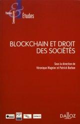 Dernières parutions dans Thèmes et commentaires, Blockchain et droit des sociétés