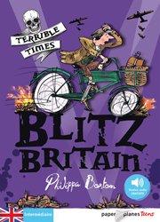 Dernières parutions dans Paper Planes Teens Niv. intermédiaire, Blitz Britain - Livre + mp3